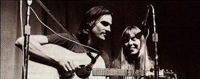 Joni Mitchell, James Taylor & Phil Ochs
